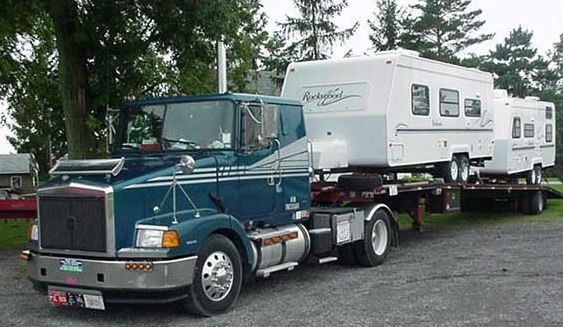 RV And Oversized Vehicle Shipping By American Auto Transport
